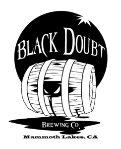 Black Doubt Brewing Company, Mammoth Lakes, CA